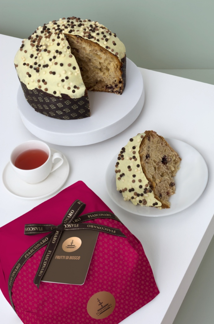 FIASCONARO - Panettone fruits des bo
