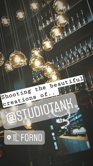 Studio Tank Shoot