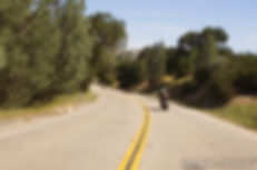 Highway 58, San Luis Obispo County, California