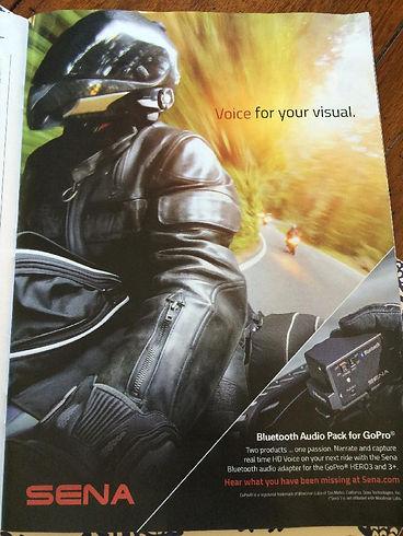 Sena Pashnit Photography Advertisement