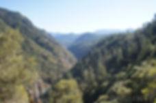 Trinity River Canyon