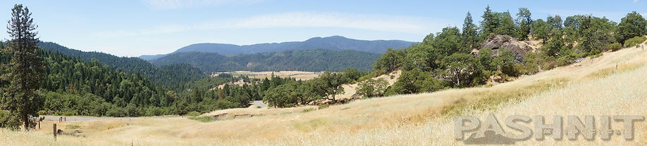 Hettenshaw Valley, Ruth Zenia Rd, Trinity County, California