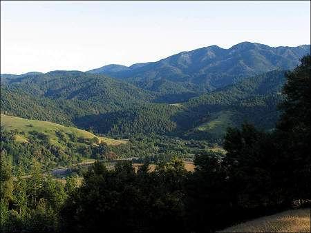 Sierra Pacific Tour