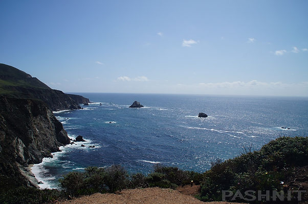California Big Sur Coastline