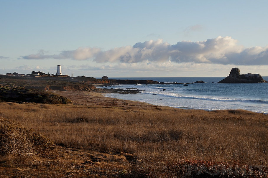 Piedras Blancas Lighthouse | Pashnit