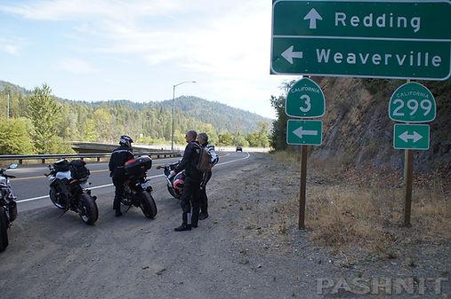 Highway 3 Highway 299 Junction