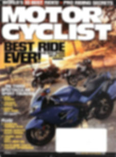 Pashnit in Motorcyclist Magazine