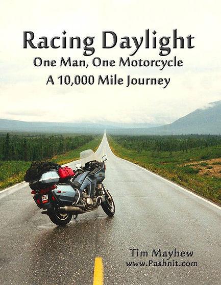 Ride to Alaska on a Yamaha Venture