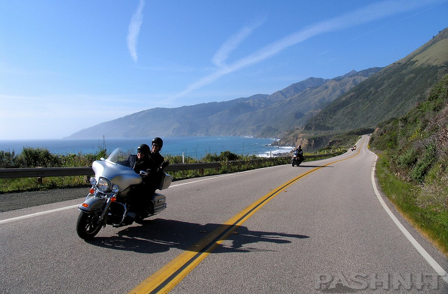 California Highway 1 Big Sur Coast | Pashnit