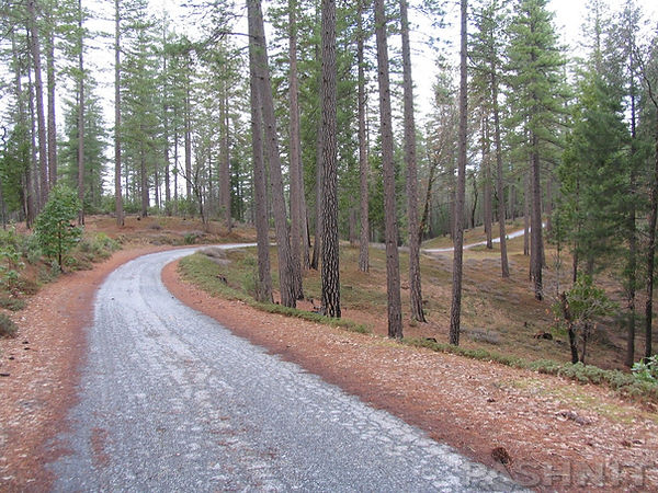 Darling Ridge is a single-lane paved road around the south side of Georgetown