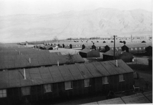 Barracks of Manzanar Children's Village Orphanage