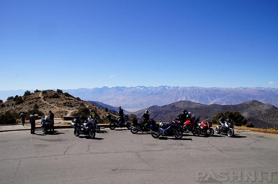 Sierra View Overlook on White Mountain Rd
