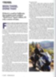 Tim Mayhew in Road Trip Magazine