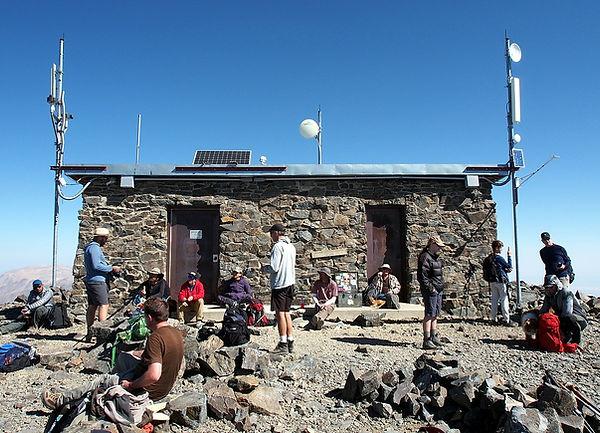 White Mountain Peak Open Gate Day