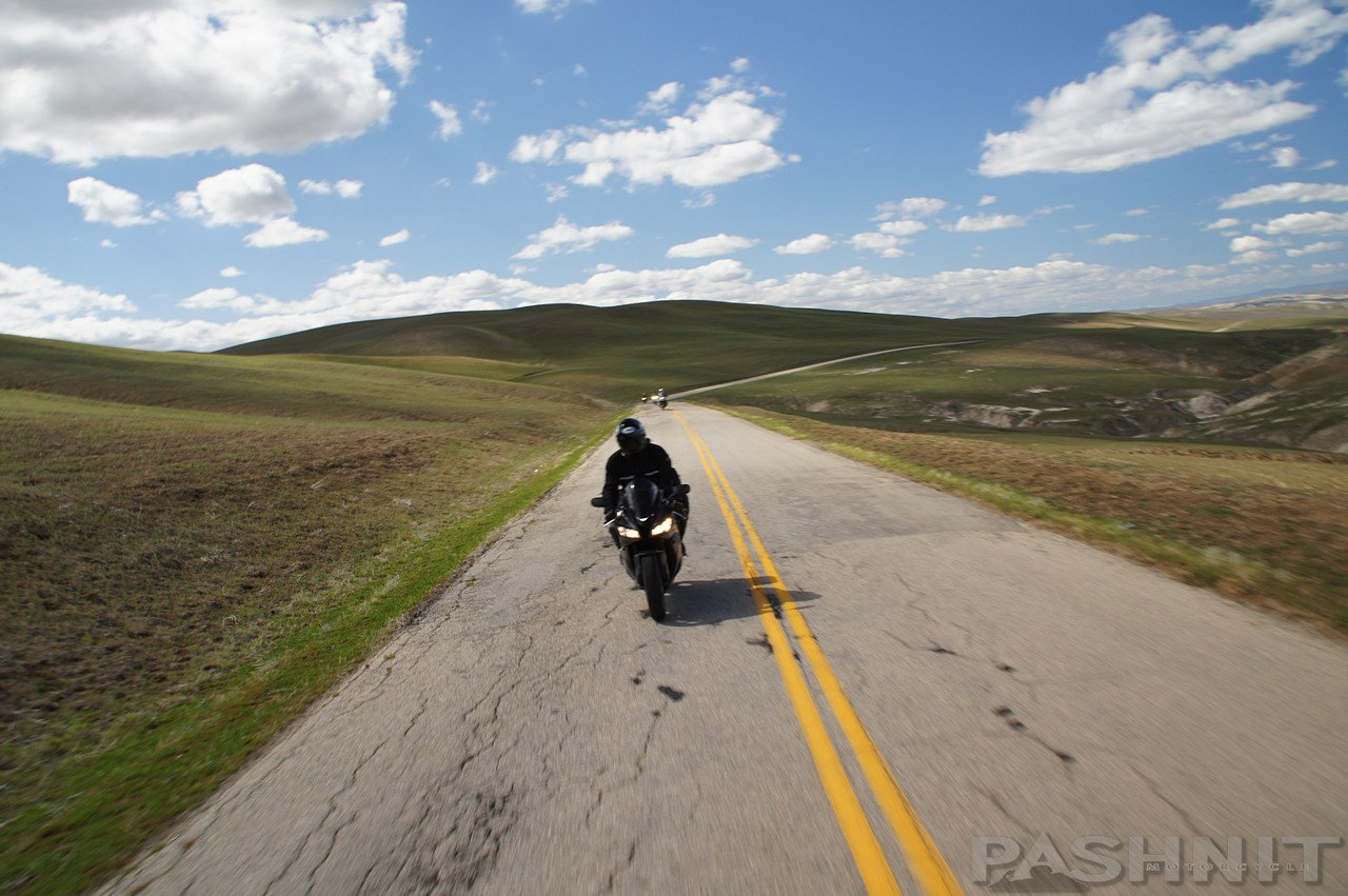 PARKFIELD Motorcycle Tour