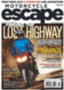 Pashnit Tours in Motorcycle Escape Magazine