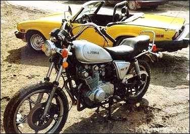 Suzuki GS450L