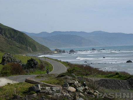 Mattole Rd - The Lost Coast