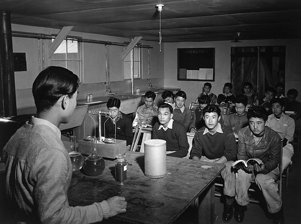 manzanar science lecture