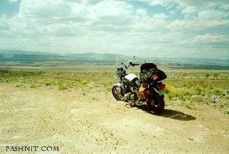 Suzuki GS850L Utah