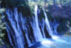 McArthur Burney Fall near Fall River Mills, CA