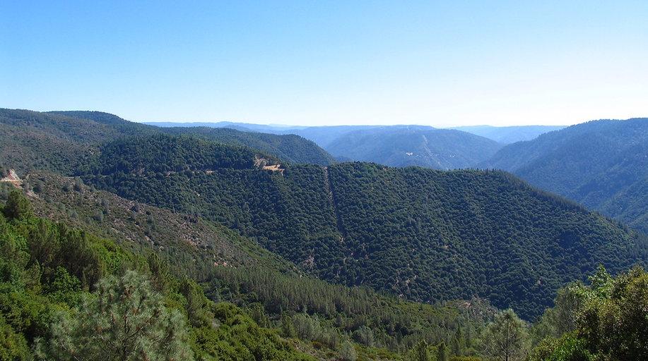 Mosquito Ridge Road, Foresthill, California