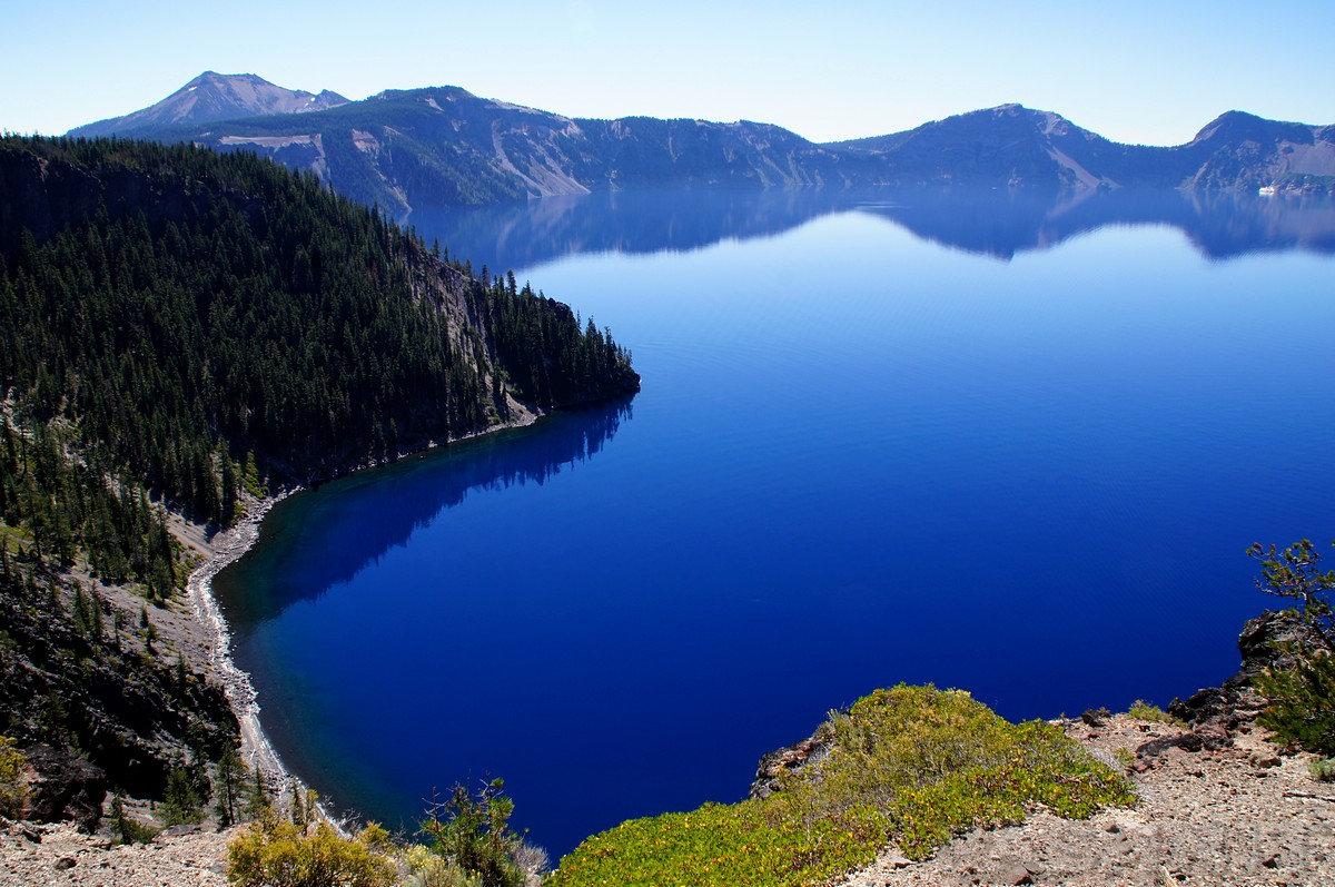 Oregon Crater Lake Tour