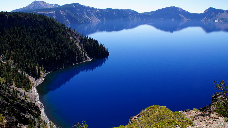 OREGON CRATER LAKE