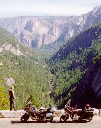 Yosemite Valley Yamaha Venture