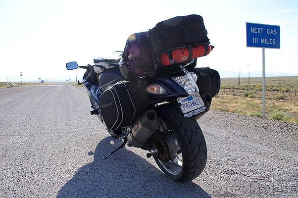 Nevada Next Gas 111 Miles