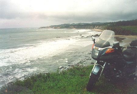 Yamah Venture California Pacific Coastline