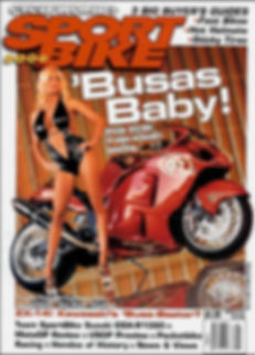 Author Tim Mayhew writes for Sportbike Magazine