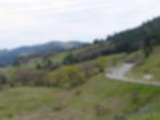 Highway 299 in Humboldt County, CA