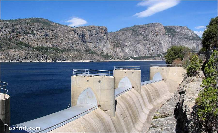 Hetch Hetchy Reservoir is the water supply the City ofSan Francisco