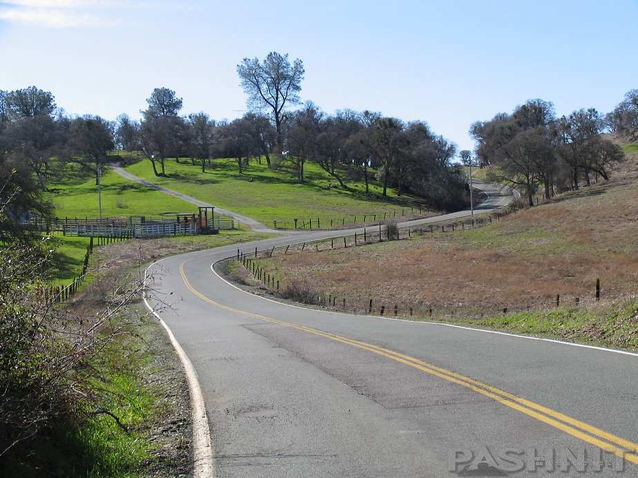Sutter-Ione Rd, Amador County, California Motorcycle Roads