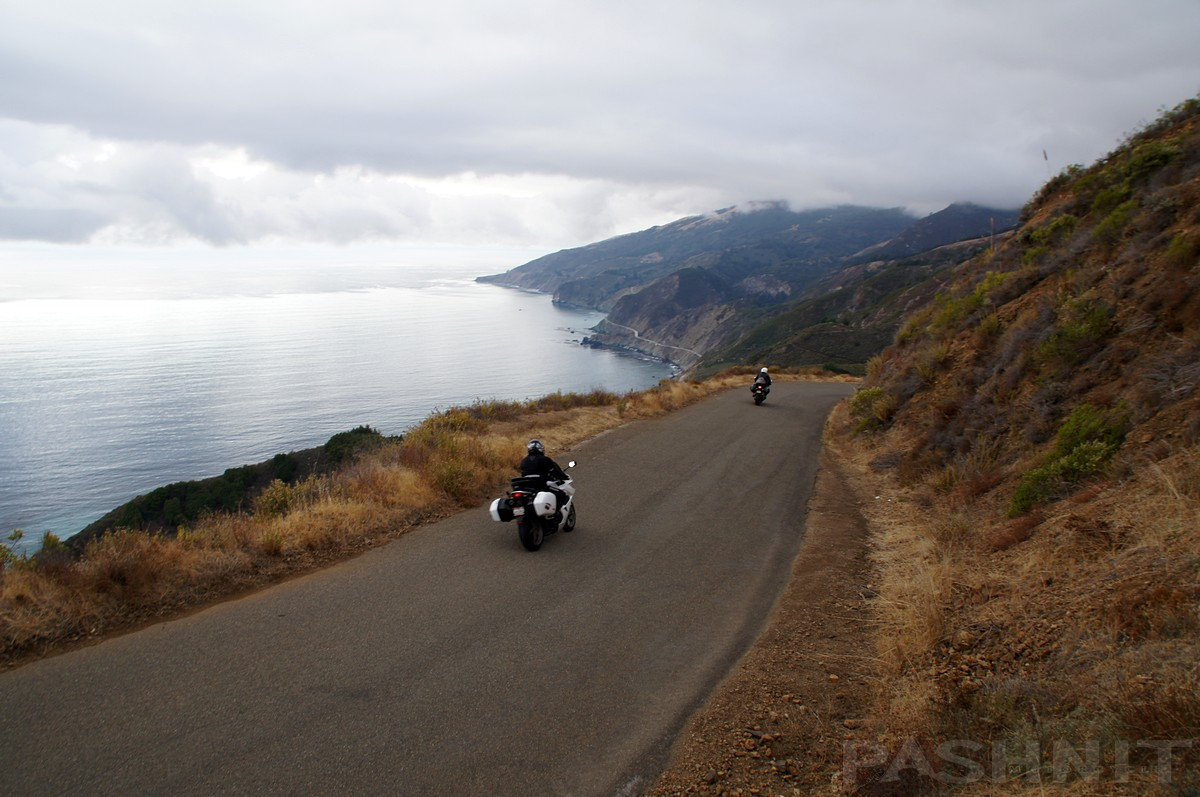 THE PACIFIC Motorcycle Tour