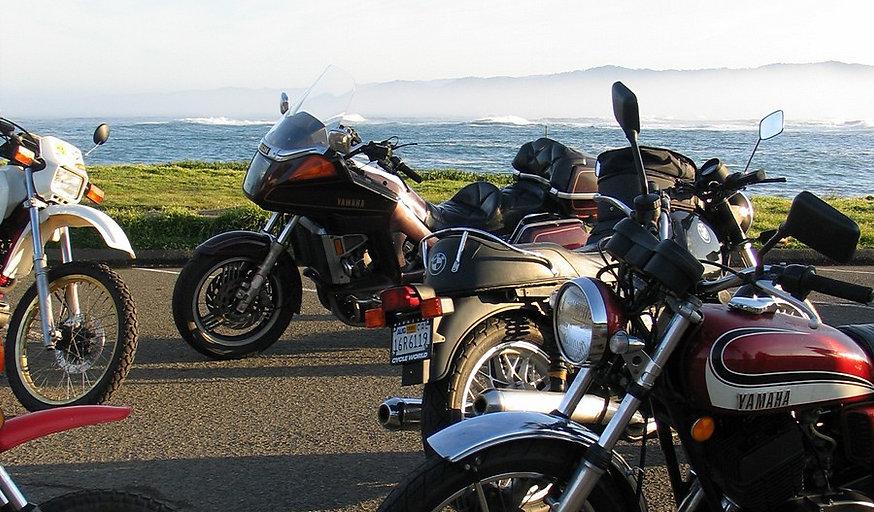 Yamaha Venture $1000 Bike Photo Shoot