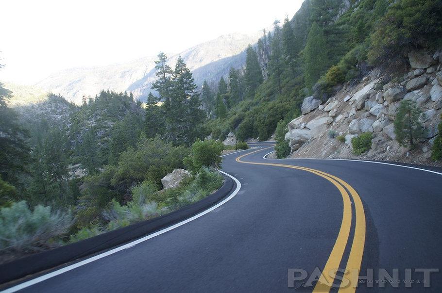 Highway 108 Sonora Pass