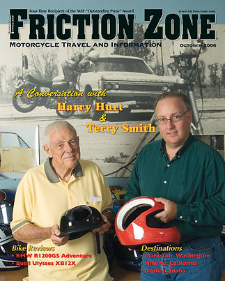 Tim Mayhew writes for Friction Zone Magazine