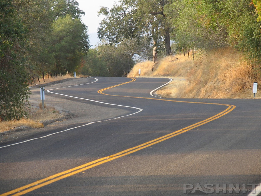 Highway 245, Tulare County, California | Pashnit.com