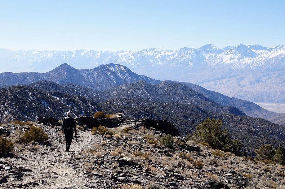 Sierra View Overlook White Mountain Rd
