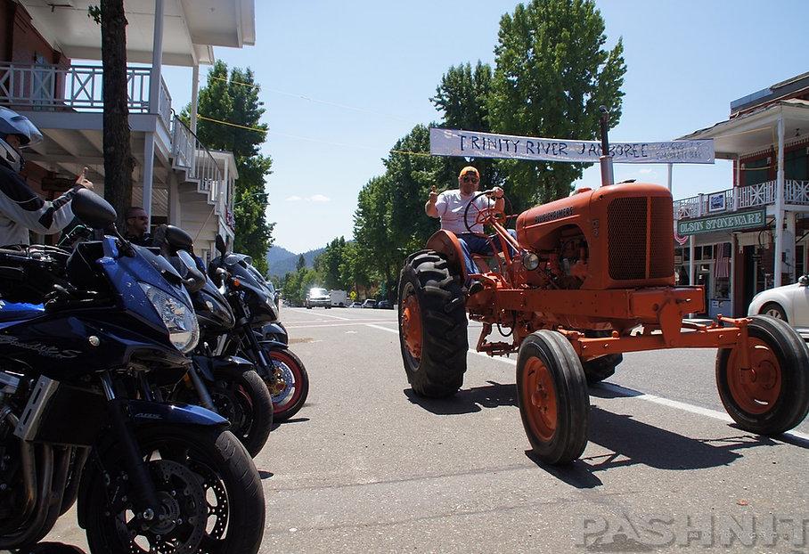 Downtown Weaverville, California