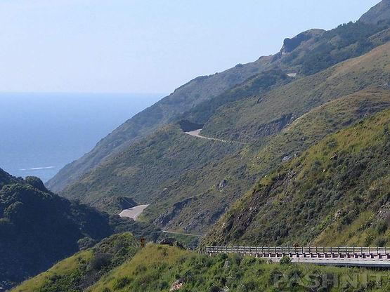 Highway 1 California Big Sur Coastline
