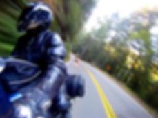 Pashnit Riders on Highway 1 The Leggett Section