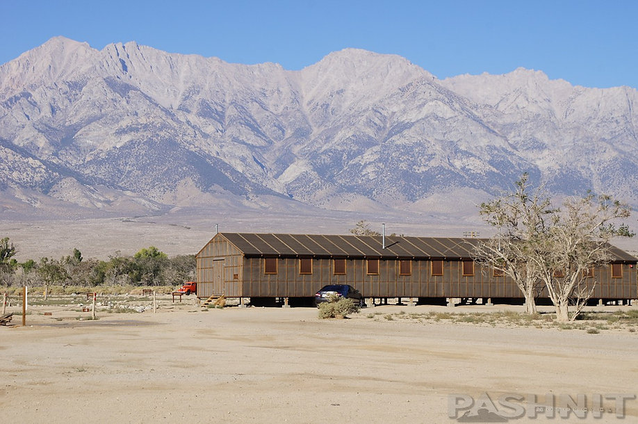 Manzanar Barracks