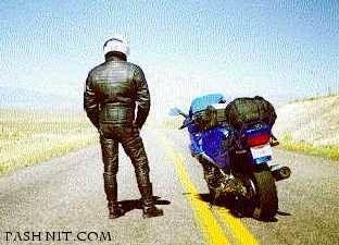 Yamaha FJ1200 Hwy 50 Loneliest Road in America