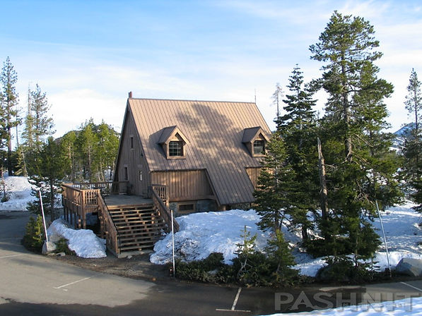 Loon Lake Chalet can be rented