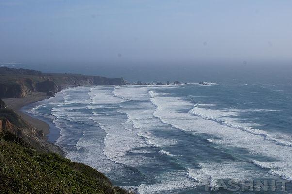 California Big Sur Coastline | Pashnit