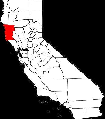 800px-Map_of_California_highlighting_Men