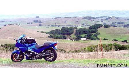 Yamaha FJ1200